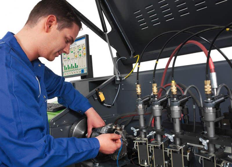 Ремонт топливной системы грузовиков
