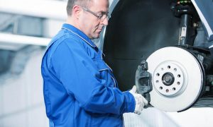 Ремонт тормозной системы грузовиков
